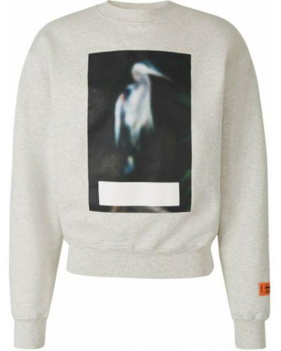 Bluza dresowa - szara Heron Preston
