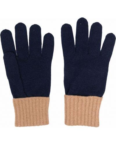 Z kaszmiru rękawiczki - beżowe Eleventy