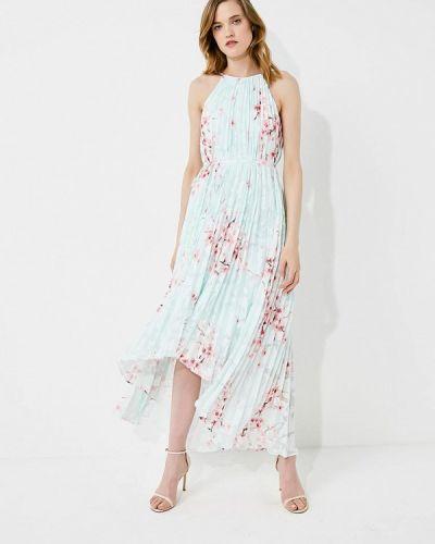 Бирюзовое платье Ted Baker London