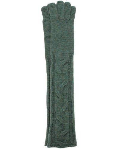 Перчатки длинные вязаные кашемировые Loro Piana