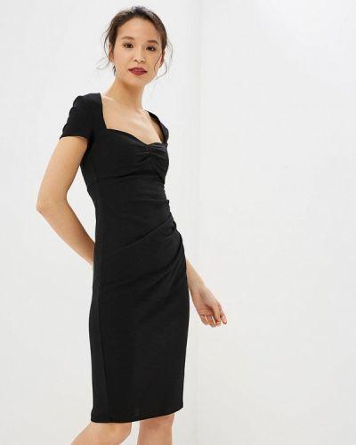 Вечернее платье черное City Goddess