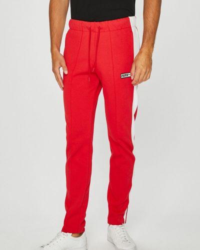 Прямые брюки с завышенной талией с карманами Puma
