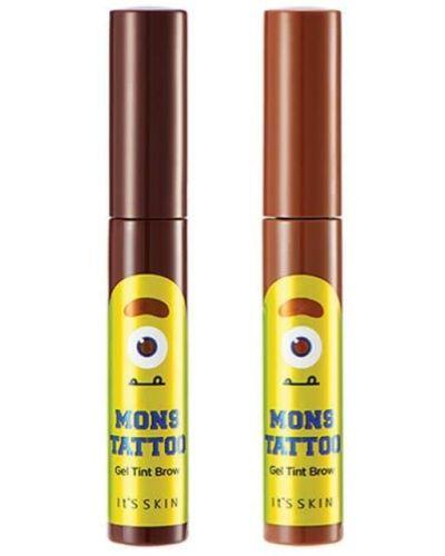 Тинт для бровей коричневый It's Skin