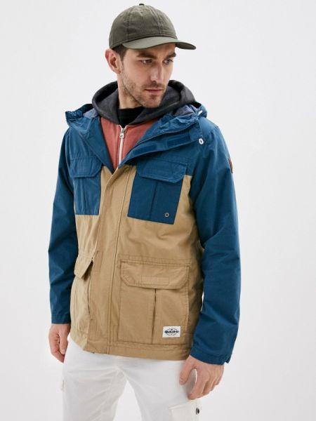 Куртка - синяя Quiksilver