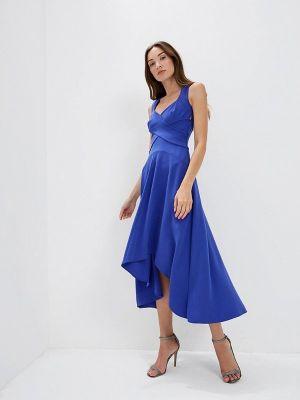 Вечернее платье - синее Karen Millen