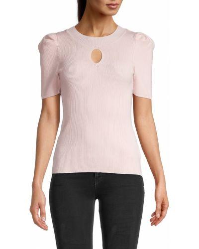 Нейлоновый розовый свитер с американской проймой 525 America
