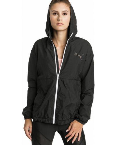 Куртка черная нейлоновая Puma