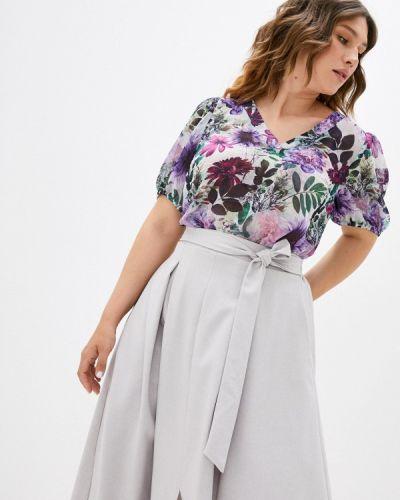 Блузка с короткими рукавами Zizzi