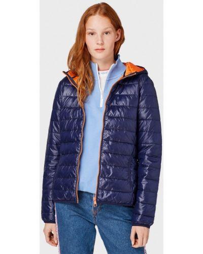 Утепленная куртка демисезонная джинсовая Tom Tailor Denim