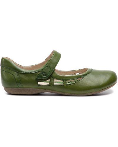 Туфли - зеленые Josef Seibel