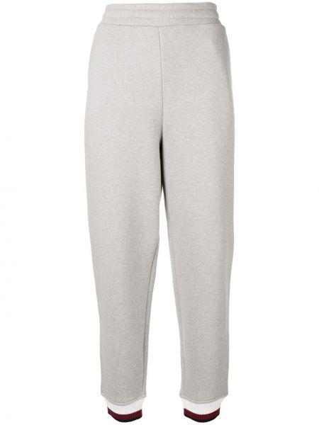 Спортивные брюки пуховые с карманами T By Alexander Wang