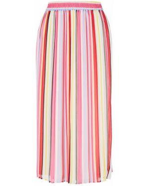 Плиссированная юбка расклешенная Tom Tailor