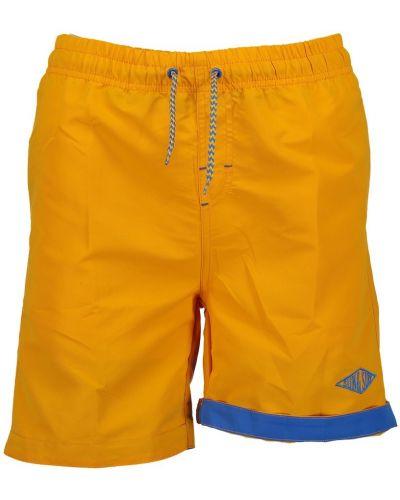 Оранжевые плавки Blue Seven