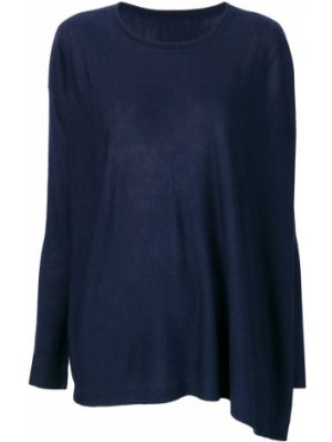 Шерстяной свитер - синий Sottomettimi