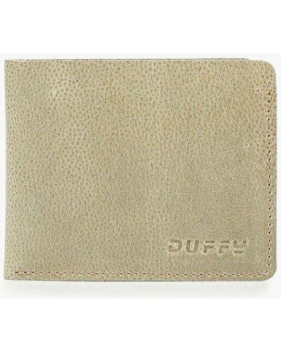 Зеленый кошелек Duffy