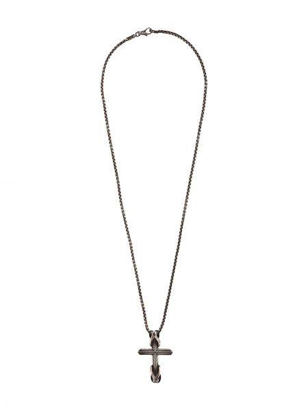 Серебряное цепочка из серебра John Hardy