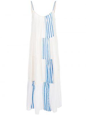Платье каскадное платье-поло Lemlem
