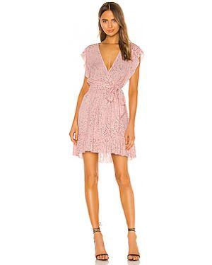 Платье мини с поясом со складками Bb Dakota