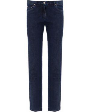Джинсовые прямые джинсы - синие Paul&shark