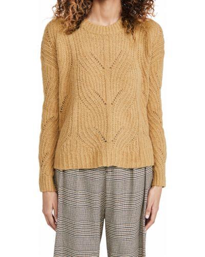 Мягкий акриловый длинный свитер с длинными рукавами Madewell