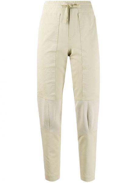 Зауженные брюки карго - зеленые A.f.vandevorst