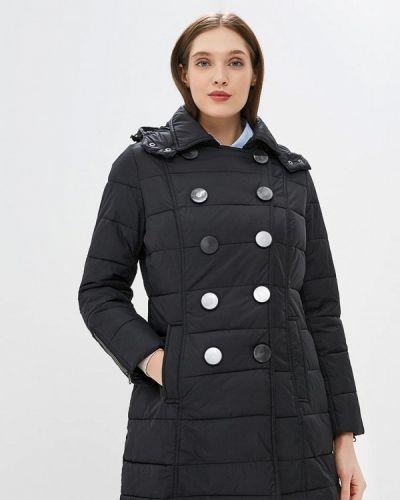 Зимняя куртка утепленная черная Camomilla Italia