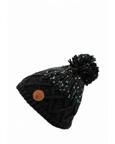 pretty nice e0e7c afbc2 Черная шапка весенняя Billabong