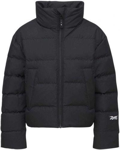 Пуховая куртка - черная Reebok X Victoria Beckham