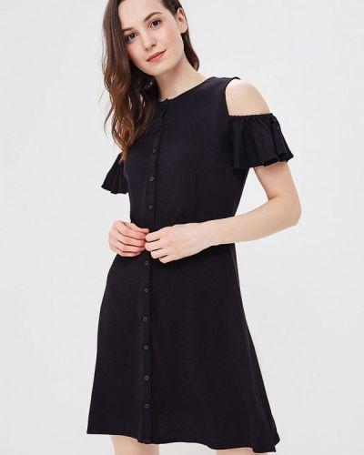 Черное платье весеннее Befree