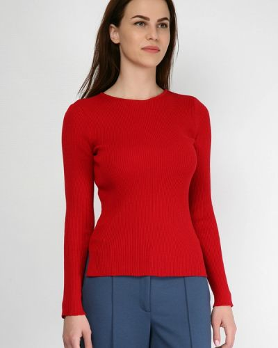 Джемпер весенний красный Wardrobe.selected Clothes