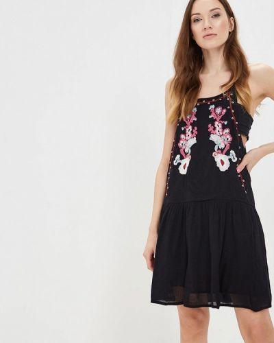 Платье с открытыми плечами весеннее Brave Soul