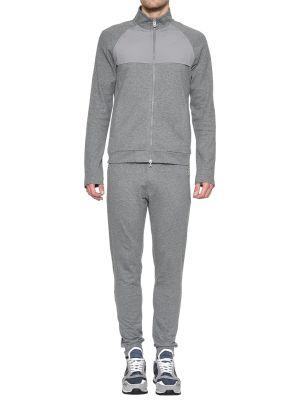 Серый спортивный костюм Bogner