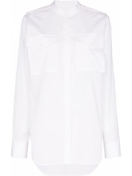 Koszula z długim rękawem biznes biała Helmut Lang