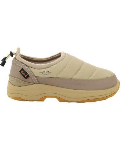 Sneakersy - beżowe Suicoke