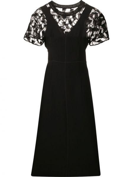 Платье мини миди со вставками Maison Margiela