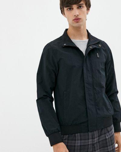 Облегченная черная куртка Scotch&soda