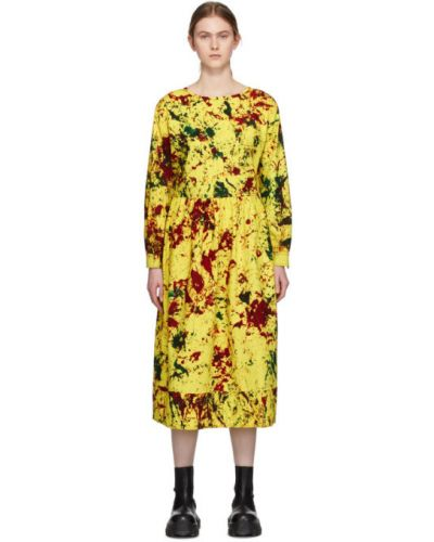 Летнее платье с карманами макси S.r. Studio. La. Ca.