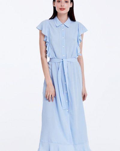 Платье миди весеннее Musthave