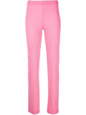 Прямые брюки - розовые Cotton Citizen