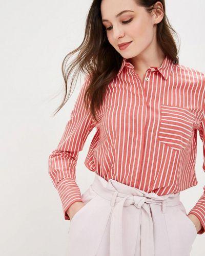Рубашка с длинным рукавом красный оливковый S.oliver