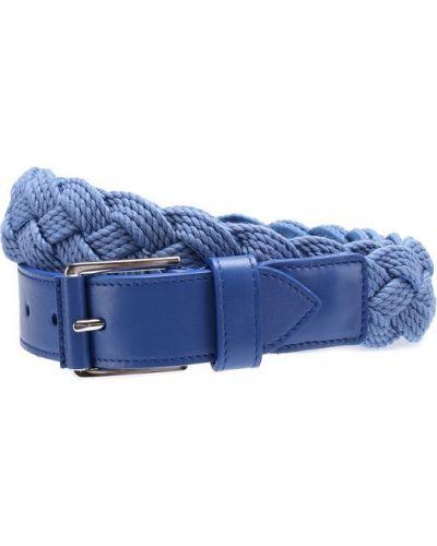 Ремень плетеный текстильный Loro Piana