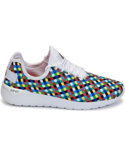 Białe sneakersy Asfvlt