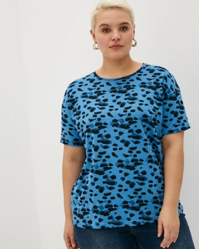 Синяя футболка Studio Untold