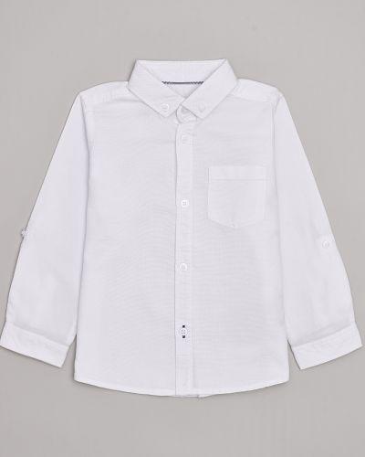 Рубашка белая Mothercare
