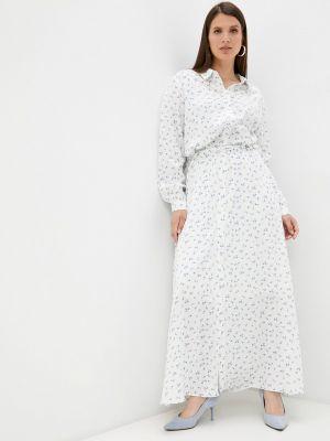 Платье рубашка - белое Trendyangel