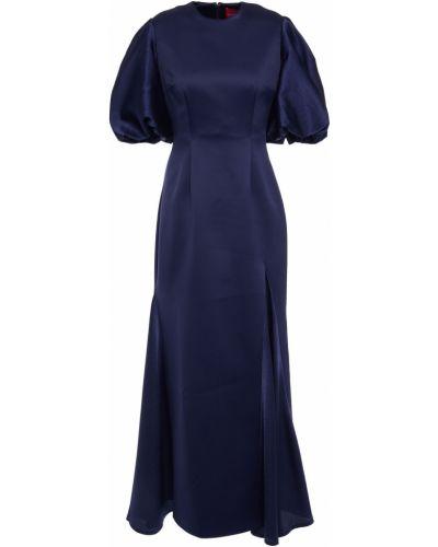 Платье макси атласное Solace London