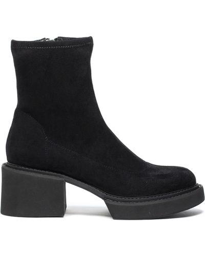 Ботинки - черные Wit Mooni