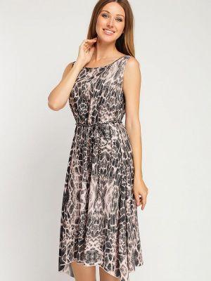 Платье - серое Giulia Rossi