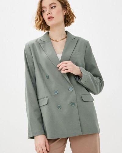 Зеленый пиджак Zarina