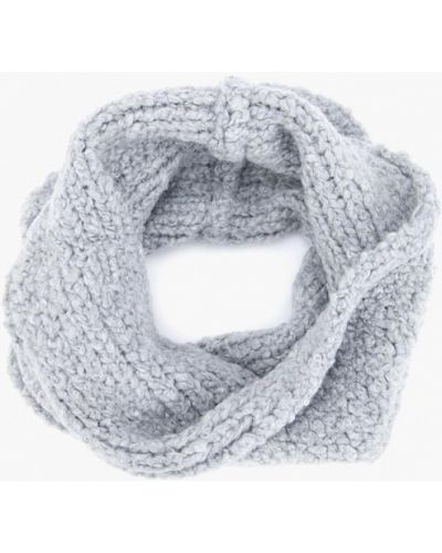 Снуд серый Forti Knitwear